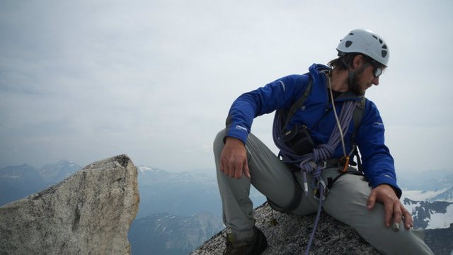 Rock Climbing Photo: bugaboos
