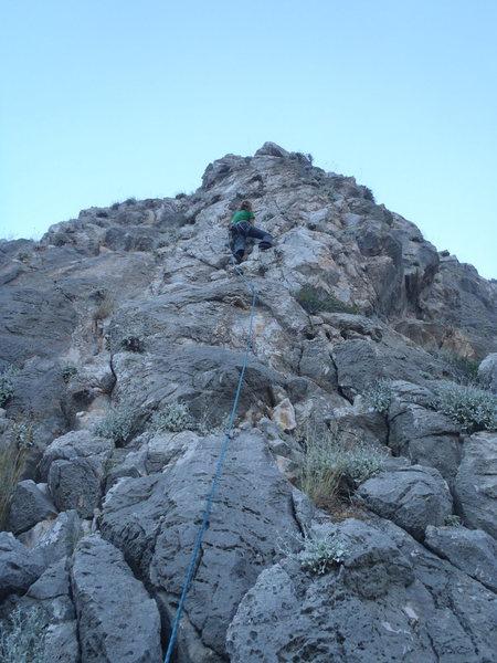 Rock Climbing Photo: Kedros