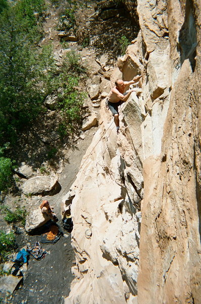 Rock Climbing Photo: Schiavone Brothers.