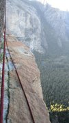 Rock Climbing Photo: the arm of the Crucifix