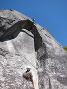 Rock Climbing Photo: Koko Box on Gorilla Rock