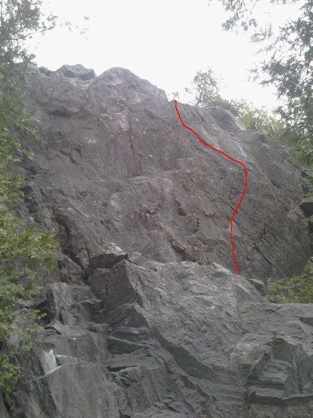 Rock Climbing Photo: Tor-Til-Ah 10B