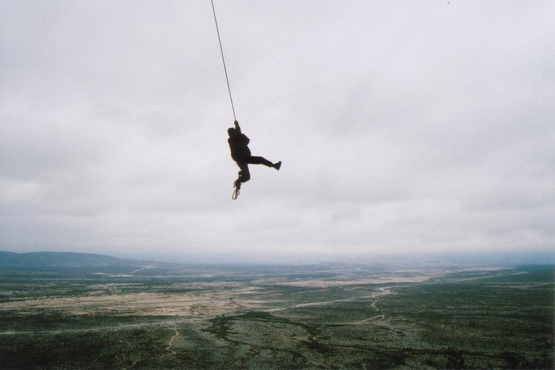 The King Swing, El Potrero Chico