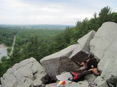 Rock Climbing Photo: Brototype, Paul from NM.