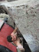 Rock Climbing Photo: Brototype in action!