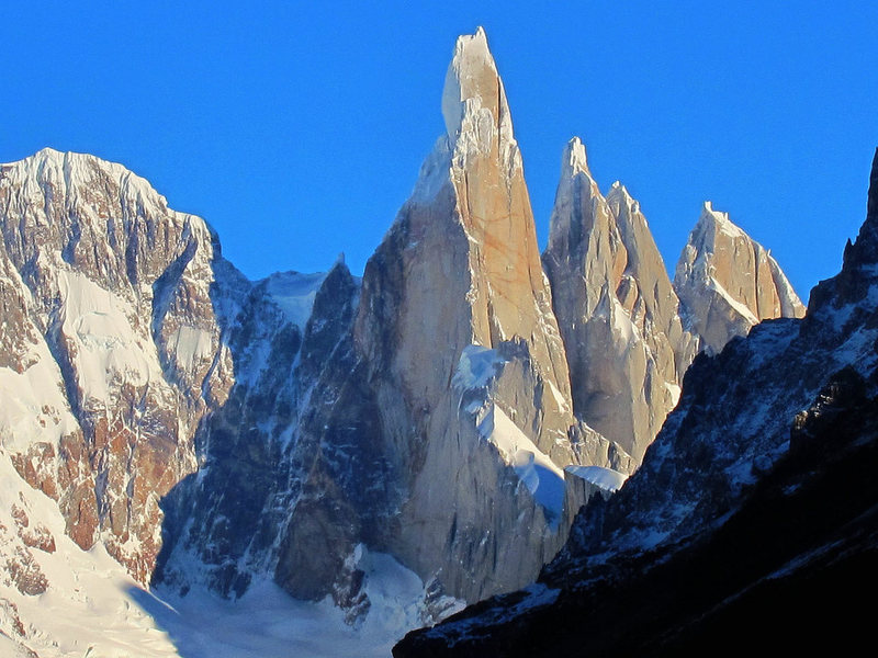 cerro torre in late april