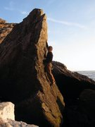 Rock Climbing Photo: Original name was cheeseburger and paradise someth...