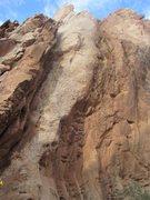 Rock Climbing Photo: The Route .Escape 5.10-