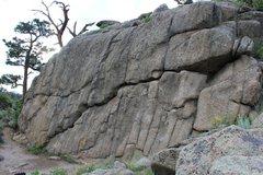 Rock Climbing Photo: The Dome Boulder.