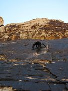Rock Climbing Photo: A fun, mellow climb to get my mojo back. These 108...