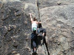 Rock Climbing Photo: ##