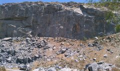 Rock Climbing Photo: On Whammy.