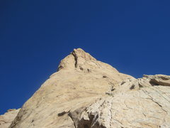 Rock Climbing Photo: Rapping the desent. The Girdle of The Great White ...