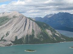 Rock Climbing Photo: Mount Indefatigable (from Google Panoramio)