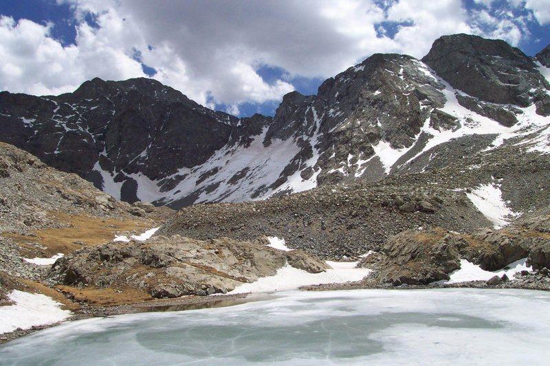 South Zapata Lake.