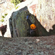 Rock Climbing Photo: LJ Wall, Eldo