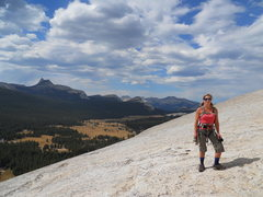 Rock Climbing Photo: Walk-off NW Book of Lembert