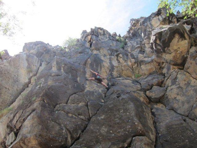 Rock Climbing Photo: Veyo