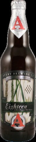 Rock Climbing Photo: Try Avery Eighteen. Great beer brewed in Boulder.