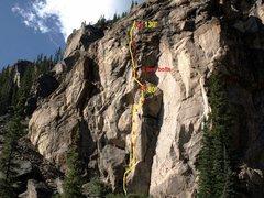 Rock Climbing Photo: H.C.C., .12b.