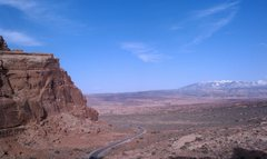 Rock Climbing Photo: The view from the climbs.