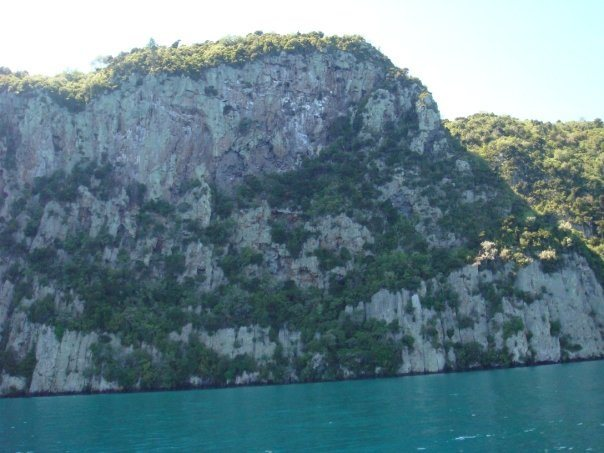 Odyssey Wall and the Point, Kawakawa Bay