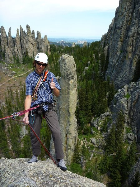 The cool cat councilman rapping off Spire 1.
