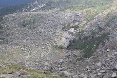 Rock Climbing Photo: nothing to climb here...