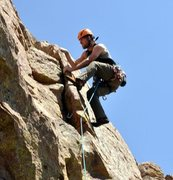 Rock Climbing Photo: Sport/Trad Ft. Collins