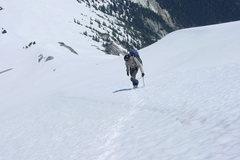 Rock Climbing Photo: Ruth Mtn.