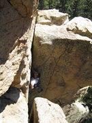 Rock Climbing Photo: Crossbow
