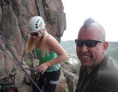 Rock Climbing Photo: Golden Cliffs