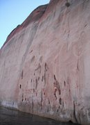 Rock Climbing Photo: Lake Powell - Deep Water Soloing