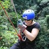 Rappelling in Arenal, Costa Rica