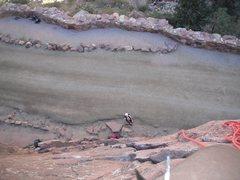 Rock Climbing Photo: Eldorado Canyon