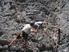 Rock Climbing Photo: favorite past times