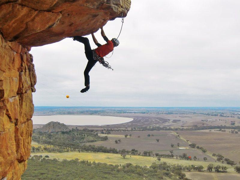Rock Climbing Photo: Mt Arapiles, Australia
