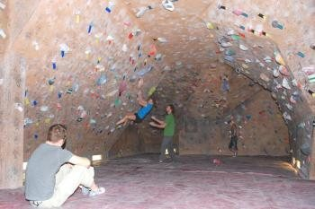 Rock Climbing Photo: Boulder at RJ1.