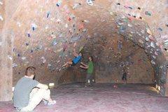 Rock Climbing Photo: Boulder at RJ1.