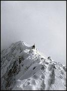 Rock Climbing Photo: Mount Superior, Wasatch Range