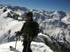 Rock Climbing Photo: Touring Kessler