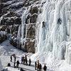 Ice Fest 2011. Photo Matt Kuehl