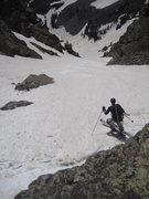 Rock Climbing Photo: elktooth cooler