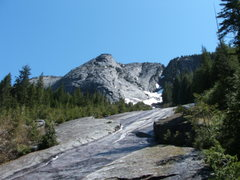 Rock Climbing Photo: Exfoliation Dome