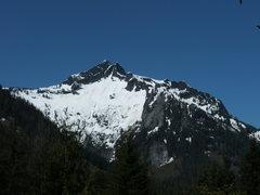 Rock Climbing Photo: Liberty Mountain