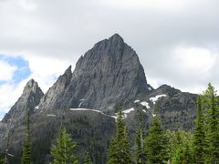 Rock Climbing Photo: Mt Saint Nick