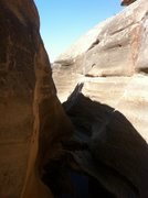 Rock Climbing Photo: This picture shows the natural beauty of the area.