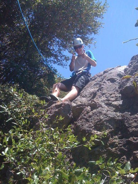 Rock Climbing Photo: Mount St Helena