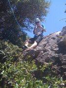 Rock Climbing Photo: Mount St Helena