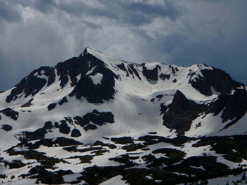 Rock Climbing Photo: Mount Neva.